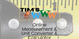 online measurement unit converter calculator