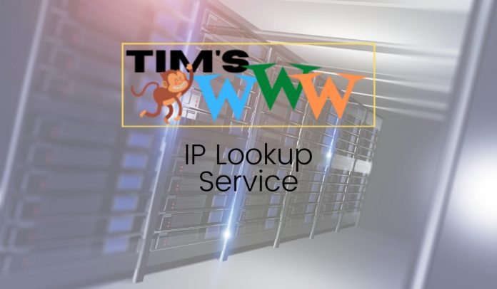 whats my ip lookup service