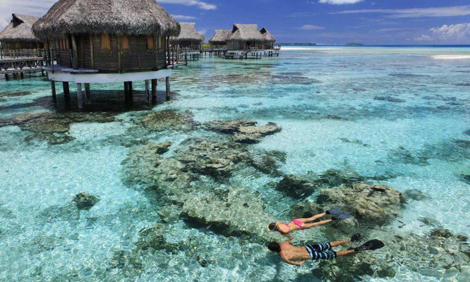 tikehau tahiti pacific island tourist holiday destinations