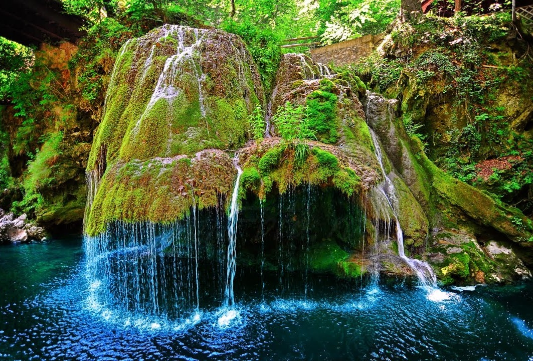 bigar waterfalls beautiful romania