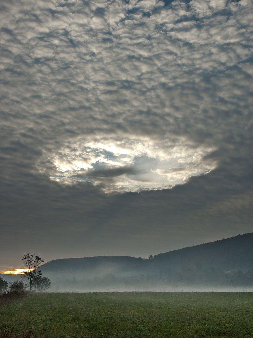cloud formations strange weird unique weather