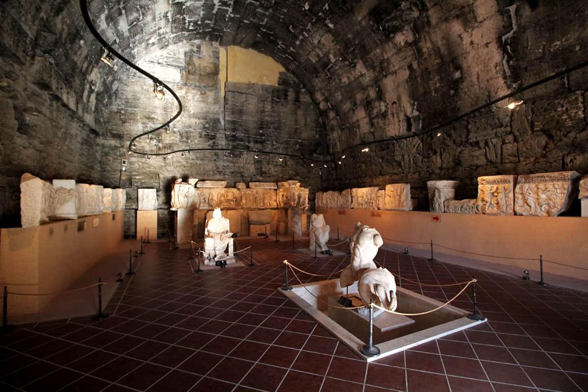 museum of hierapolis