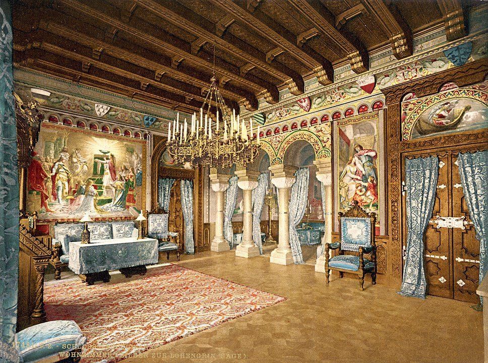 Px neuschwanstein drawing room u